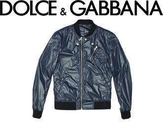 드르가바브르존 경상의 나일론 재킷 네이비 아우터 DOLCE&GABBANA 돌체&가바나 G9P06T-FUMM5-B0665 브랜드/맨즈/남성용