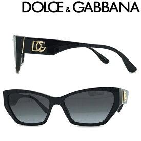 DOLCE&GABBANA サングラス ドルチェ&ガッバーナ メンズ&レディース ブラック 0DG-4375-501-8G ブランド