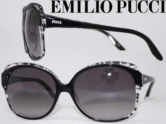 供供EMILIO PUCCI guradeshomburakkusangurasuemirioputchi EP-669-019名牌/人&女士/男性使用的&女性使用的/紫外線UV cut透鏡/開車兜風/釣魚/戶外/漂亮的/時裝