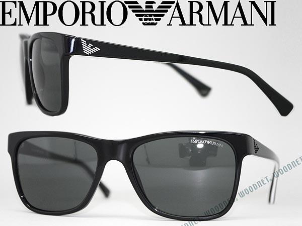 【人気モデル】エンポリオアルマーニ サングラス ブラック EMPORIO ARMANI EMP-EA-4002-5017-87 ブランド/メンズ&レディース/男性用&女性用/紫外線UVカットレンズ/ドライブ/釣り/アウトドア/おしゃれ/ファッション
