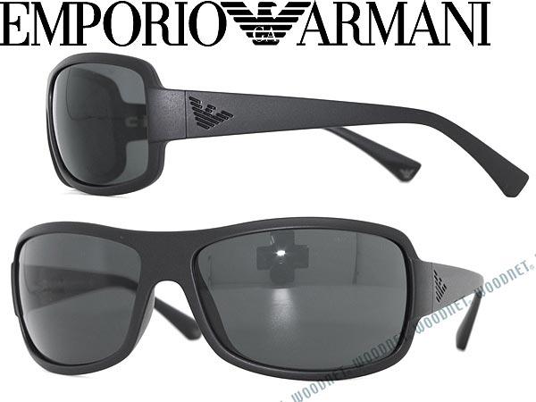 【人気モデル】サングラス EMPORIO ARMANI ブラック エンポリオアルマーニ EMP-EA-4012-5042-87 ブランド/メンズ&レディース/男性用&女性用/紫外線UVカットレンズ/ドライブ/釣り/アウトドア/おしゃれ/ファッション