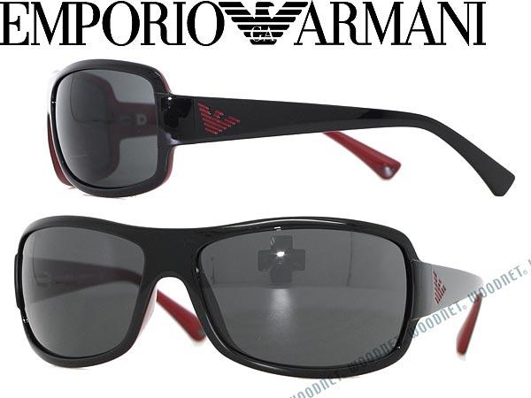 【人気モデル】EMPORIO ARMANI サングラス エンポリオアルマーニ ブラック EMP-EA-4012-5061-87 ブランド/メンズ&レディース/男性用&女性用/紫外線UVカットレンズ/ドライブ/釣り/アウトドア/おしゃれ