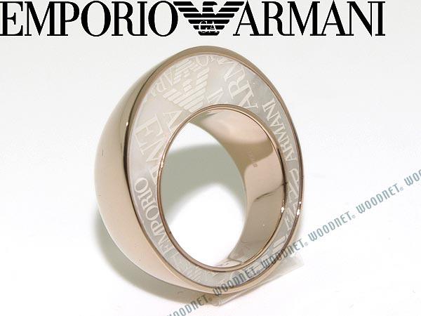 EMPORIO ARMANI 指輪 リング エンポリオアルマーニ アクセサリー EGS1873221 ブランド/メンズ&レディース/男性用&女性用