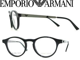 안경 EMPORIO ARMANI 브락크엔포리오아르마니메가네후레임 안경 EMP-EA-9782-ANS 브랜드/맨즈&레이디스/남성용&여성용/도 첨부・다테・돋보기・칼라・PC용 PC안경 렌즈 교환 대응/렌즈 교환은 6,800엔~