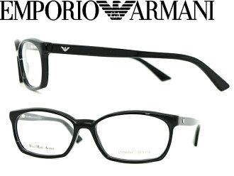 供供emporioarumani眼鏡黑色EMPORIO ARMANI眼鏡架子眼鏡EMP-EA-9787-807名牌/人&女士/男性使用的&女性使用的/度從屬于的伊達、老花眼鏡、彩色·個人電腦事情PC眼鏡透鏡交換對應/透鏡交換是6,800日圆~