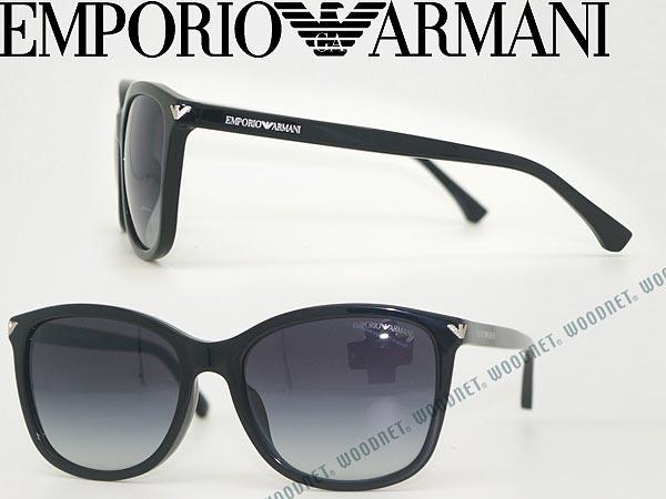 エンポリオアルマーニ EMPORIO ARMANI グラデーションブラック サングラス EA4060F-50178G ブランド/メンズ&レディース/男性用&女性用/紫外線UVカットレンズ/ドライブ/釣り/アウトドア/おしゃれ/ファッション