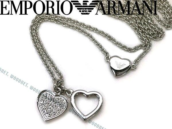 EMPORIO ARMANI エンポリオアルマーニ シルバー ネックレス アクセサリー EG3331040 ブランド/メンズ&レディース/男性用&女性用