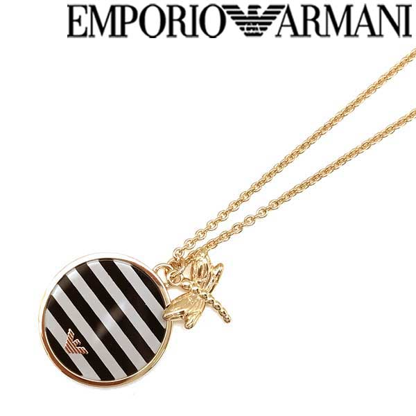 EMPORIO ARMANI ネックレス エンポリオアルマーニ メンズ&レディース ゴールド EG3372221 ブランド