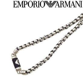 EMPORIO ARMANI ネックレス エンポリオアルマーニ メンズ&レディース シルバー EGS2605040 ブランド