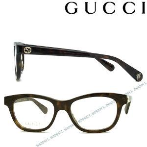 GUCCI メガネフレーム グッチ メンズ&レディース ダークマーブルブラウン 眼鏡 GUC-GG-0372O-002 ブランド