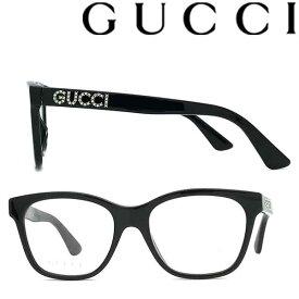 1a7ca53dd8df GUCCI メガネフレーム グッチ メンズ&レディース ブラック 眼鏡 GUC-GG-0420O-001