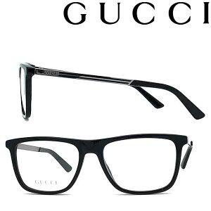 GUCCI メガネフレーム グッチ メンズ&レディース ブラック 眼鏡 GUC-GG-0691O-004 ブランド
