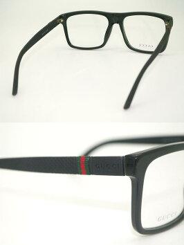 92fd4d84dc 楽天市場 グッチ 眼鏡 ブラック GUCCI メガネフレーム めがね GUC-GG ...