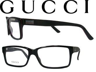 GUCCI 안경 안경 프레임 구찌 안경 블랙×레드×그린 GUC-GG-1625-GTW 브랜드/맨즈&레이디스/남성용&여성용/도 첨부・다테・돋보기・칼라・PC용 PC안경 렌즈 교환 대응/렌즈 교환은 6,800엔~