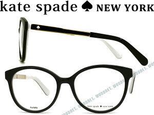 KATE SPADE ケイトスペード ブラック メガネフレーム めがね 眼鏡 KS-CAYLEN-S0T ブランド/レディース/女性用/度付き・伊達・老眼鏡・カラー・パソコン用PCメガネレンズ交換対応/レンズ交換は6,800
