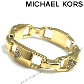 MICHAEL KORS 指輪 マイケルコース レディース ゴールド リング MKC1024AN710 ブランド