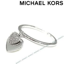 MICHAEL KORS 指輪 マイケルコース レディース ハート デュオ シルバー リング MKC1121AN040 ブランド