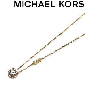 MICHAEL KORS ネックレス マイケルコース レディース ゴールド ロゴ MKC1208AN710 ブランド