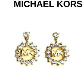 MICHAEL KORS ピアス マイケルコース レディース ロゴ ゴールド MKC1254AN710 ブランド