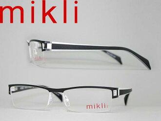 供供mikli眼鏡架子黑色×木紋風格mikuri眼鏡眼鏡眼罩ML-0943-0001名牌/人&女士/男性使用的&女性使用的/度從屬于的伊達、老花眼鏡、彩色·個人電腦事情PC眼鏡透鏡交換對應/透鏡交換是6,800日圆~