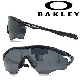 OAKLEY サングラス オークリー メンズ&レディース M2 FRAME XL ブラック イリジウム ポラライズド ≪偏光レンズ≫Pola 0OO-9343-09 ブランド