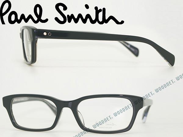 Paul Smith ポールスミス 眼鏡 ブラック×クリア メガネフレーム めがね PS9433-OXBB ブランド/メンズ&レディース/男性用&女性用/度付き・伊達・老眼鏡・カラー・パソコン用PCメガネレンズ交換対応/レンズ交換は6,800円〜