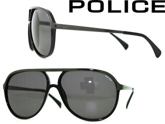 블랙 선글라스 폴리스 POLICE Police-S8530-0568 브랜드/남성 및 여성용/남성용 및 여성용/자외선 UV 컷 렌즈/드라이브/낚시/야외/유행/패션