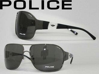 폴리스 블랙 선글라스 POLICE Police-S8552-0568 브랜드/맨즈&레이디스/남성용&여성용/자외선 UV컷 렌즈/드라이브/낚시/아웃도어/멋쟁이/패션