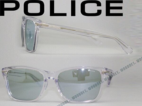 POLICE ポリス サングラス ブルーミラー POLICE-SPL521J-885B ブランド/メンズ&レディース/男性用&女性用/紫外線UVカットレンズ/ドライブ/釣り/アウトドア/おしゃれ