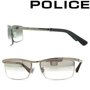 POLICE サングラス ポリス メンズ&レディース ミラーグラデーション POLICE-SPLA62J-583X ブランド