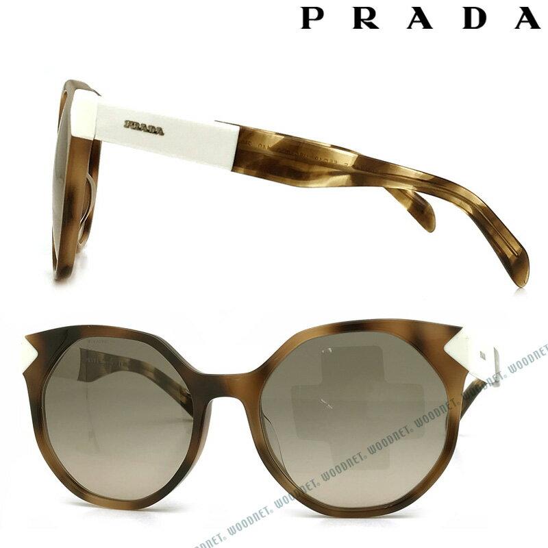 PRADA サングラス プラダ メンズ&レディース グラデーションブラック PR11TSF-USG3DO