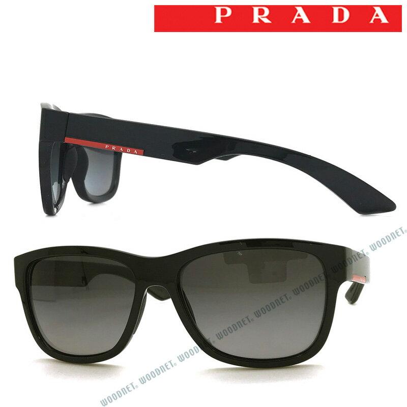 PRADA LINEA ROSSA サングラス プラダリネアロッサ メンズ&レディース グラデーションブラック 0PS-03QS-1AB5W1 ブランド