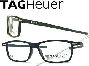 【人気モデル】TAG Heuer メガネフレーム タグホイヤー 眼鏡 マットブラック×ブラック めがね TH-3951-011 ブランド/メンズ&レディース/男性用&女性用/度付き・伊達・老眼鏡・カラー・パソコン用