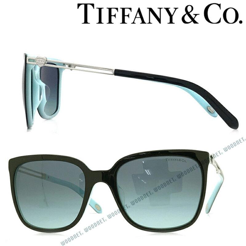 Tiffany & Co. サングラス ティファニー メンズ&レディース グラデーションブルー 0TF-4138F-80559S ブランド