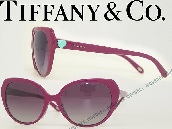 Tiffany & Co. ティファニー サングラス グラデーションパープル TF4088A-81784I ブランド/メンズ&レディース/男性用&女性用/紫外線UVカットレンズ/ドライブ/釣り/アウトドア/おしゃれ