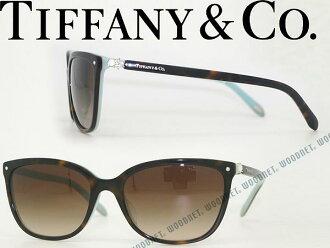 Tiffany & Co. 供供蒂芙尼層次棕色太陽眼鏡TF4105BF-81343B名牌/人&女士/男性使用的&女性使用的/紫外線UV cut透鏡/開車兜風/釣魚/戶外/漂亮的/時裝