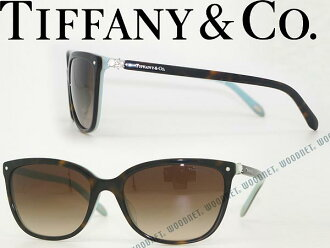 Tiffany & Co. 티파니그라데이션브라운상라스 TF4105BF-81343 B브랜드/맨즈&레이디스/남성용&여성용/자외선 UV컷 렌즈/드라이브/낚시/아웃도어/멋쟁이/패션