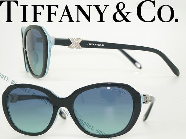 Tiffany & Co. ティファニー サングラス グラデーションブルー TF4108BF-81939S ブランド/メンズ&レディース/男性用&女性用/紫外線UVカットレンズ/ドライブ/釣り/アウトドア/おしゃれ