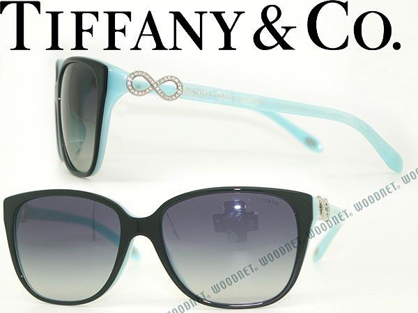 Tiffany & Co. ティファニー サングラス グラデーションブラック TF4111BF-80553C ブランド/メンズ&レディース/男性用&女性用/紫外線UVカットレンズ/ドライブ/釣り/アウトドア/おしゃれ