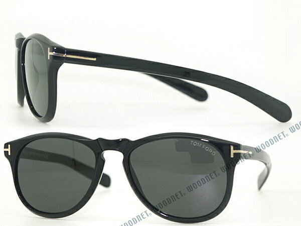 TOM FORD サングラス ブラック トムフォード TF-0291-01B ブランド/メンズ&レディース/男性用&女性用/紫外線UVカットレンズ/ドライブ/釣り/アウトドア/おしゃれ