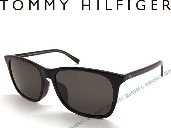 眼鏡 トミーヒルフィガー ブラック TOMMY HILFIGER サングラス TH1462F-A5X ブランド/メンズ&レディース/男性用&女性用
