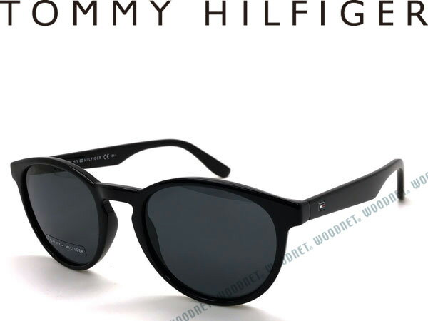 眼鏡 トミーヒルフィガー ブラック TOMMY HILFIGER サングラス TH1485-807 ブランド/メンズ&レディース/男性用&女性用