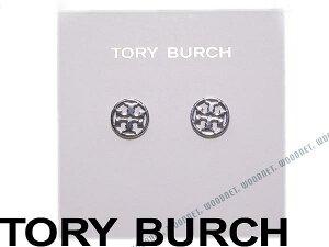 TORY BURCH トリーバーチ ピアス シルバー 11165518-022 ブランド/レディース/女性用