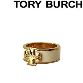 TORY BURCH リング・指輪 トリーバーチ レディース ゴールド×アイボリー アクセサリー 60359-110 ブランド