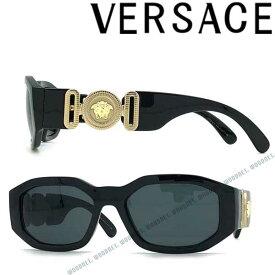 VERSACE サングラス ヴェルサーチ メンズ&レディース ブラック 0VE-4361-GB1-87 ブランド