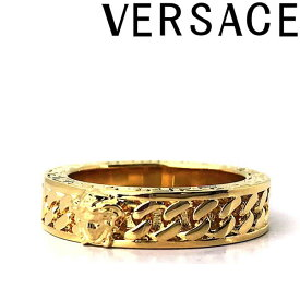 VERSACE リング・指輪 ベルサーチ メンズ&レディース ヴェルサーチ メドゥーサロゴ ゴールド アクセサリー DG57563-DJMT-D00H ブランド