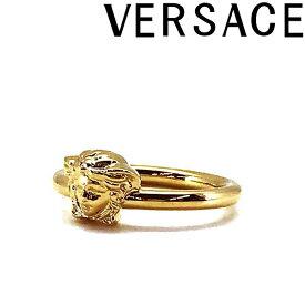 VERSACE リング・指輪 ベルサーチ メンズ&レディース メドゥーサロゴ リング・指輪 ゴールド DG5E544-DJMT-D00O ブランド
