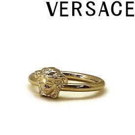 VERSACE リング・指輪 ベルサーチ メンズ&レディース メドゥーサロゴ リング・指輪 シャンパンゴールド DG5E544-DJMT-D00OC ブランド