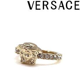 VERSACE リング・指輪 ベルサーチ メンズ&レディース メドゥーサロゴ リング・指輪 シャンパンゴールド DG5E544-DJMX-D0OC ブランド