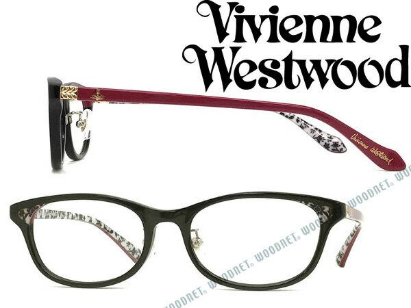Vivienne Westwood ヴィヴィアン・ウエストウッド メガネフレーム 眼鏡 レディース ソリッドブラウン VW-7054-SB